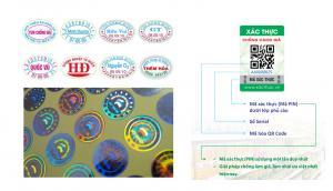 Các loại tem chống hàng giả đang được sử dụng hiện nay